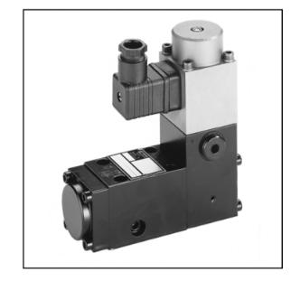 先导式比例减压阀 VMY06N系列