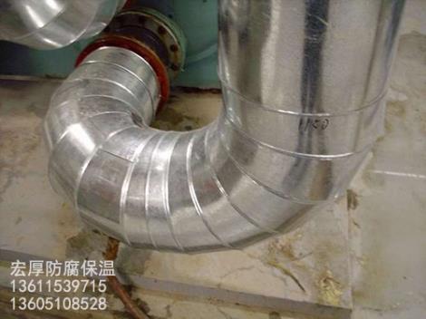铁皮保温施工