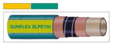 化学物品吸入排放用管 XLPE 150