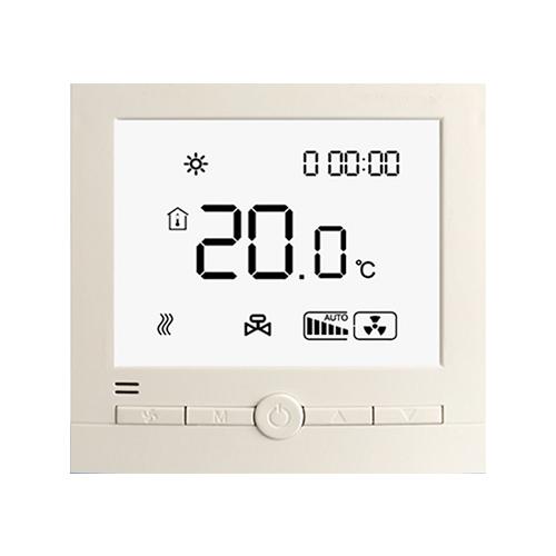 空调地暖二合一温控器
