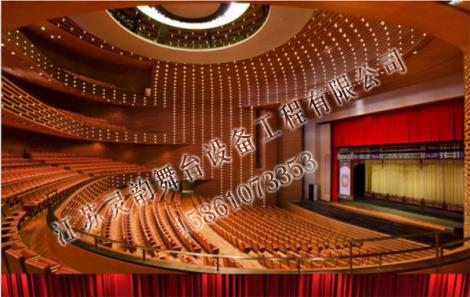 舞台设备安装