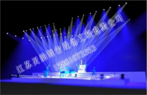 舞台灯光供应商