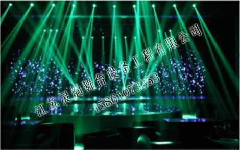 舞台灯光种类