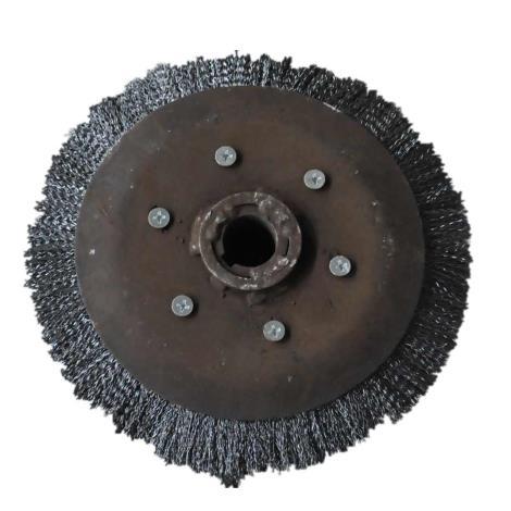 铁路专用钢丝轮