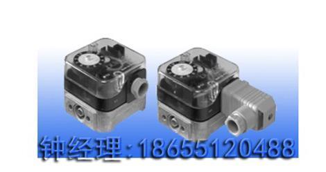 壓力極限器 UB…A4和NB…A4