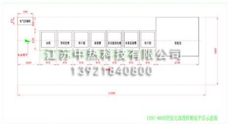 CYST-800B荧光渗透检测线