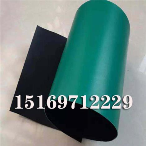 黑绿色土工膜