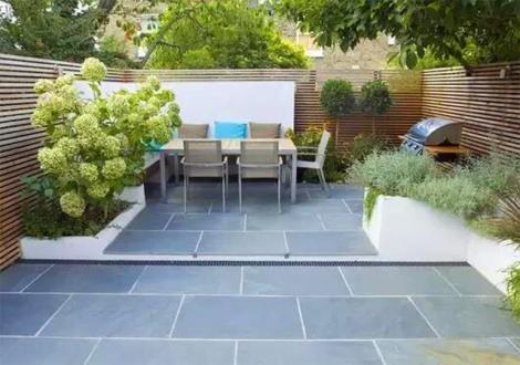 屋顶庭院绿化