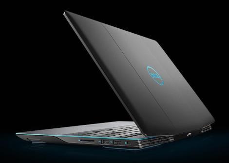 戴尔DELL游匣G3 英特尔酷睿i5 15.6英寸轻薄游戏笔记本电脑(九代i5-9300H 8G双通道 128GSSD 1T GTX1650 4G)