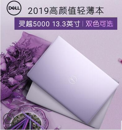 Dell/戴尔 灵越5390笔记本电脑超轻薄本学生商务办公手提便携适合女生款新款超极本