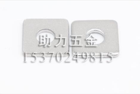 304不锈钢方垫圈DIN436