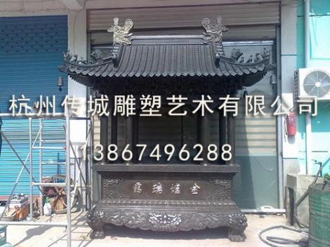 香炉雕塑批发商