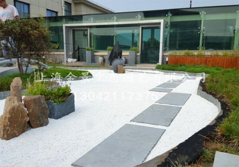 屋顶绿化方案