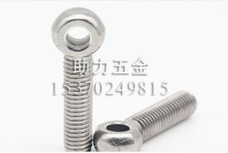 316不锈钢活节螺栓GB798