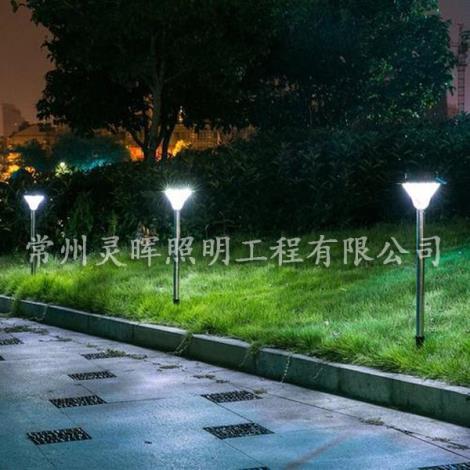 太阳能草坪照明灯加工