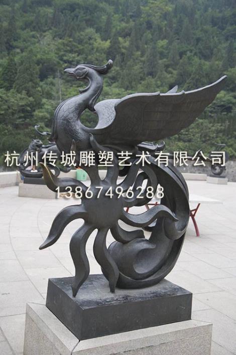 广场雕塑加工