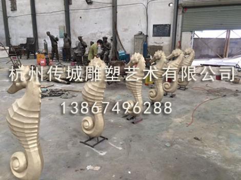 动物雕塑加工