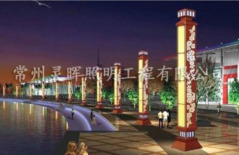 中式景观灯厂家
