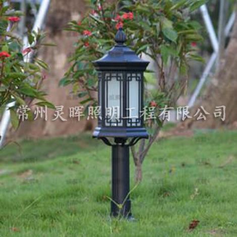 中式景观灯加工