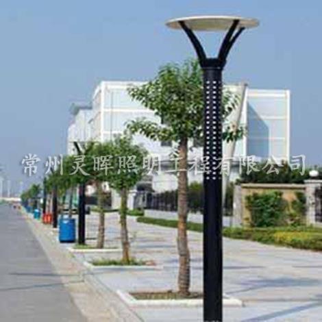 户外太阳能庭院灯加工
