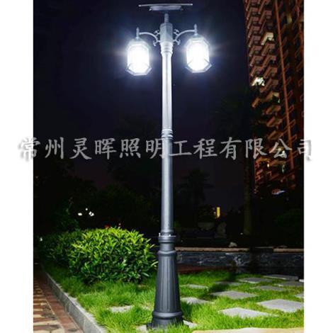 太阳灯led庭院灯供应商