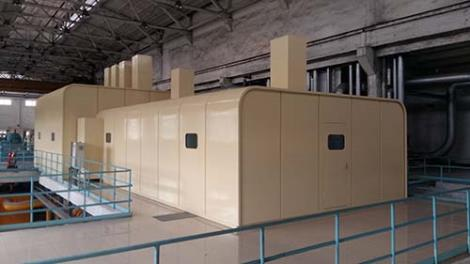 汽轮发电机组隔音罩供货商