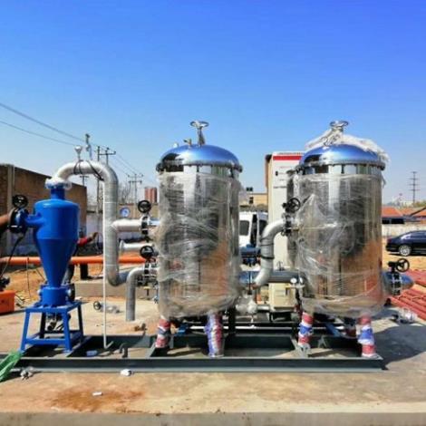 地熱水回灌設備
