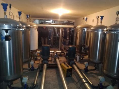 地熱水回灌設備供貨商