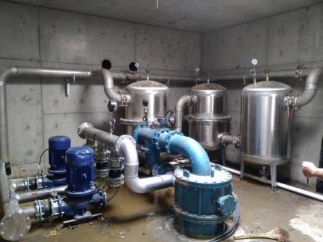地熱水回灌設備供應商