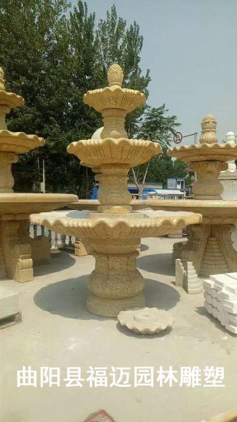 喷泉雕塑定制