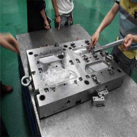 南京注塑模具加工