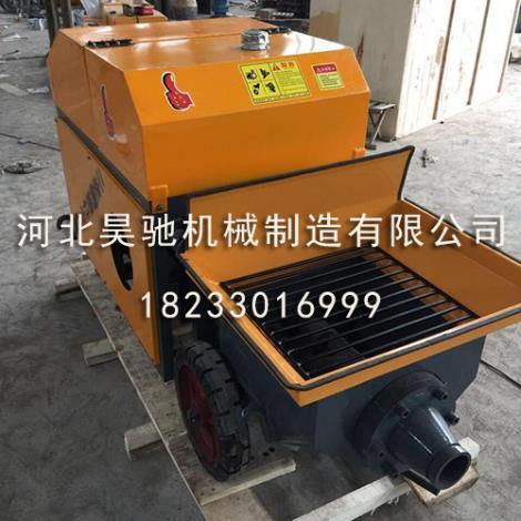 二次构造柱泵生产商