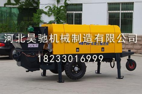 30细石泵生产商