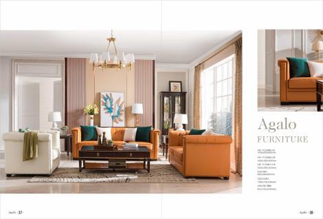 Agalo阿迦洛輕奢現代美式系列-客廳3