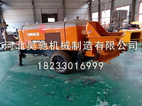 50细石泵供货商