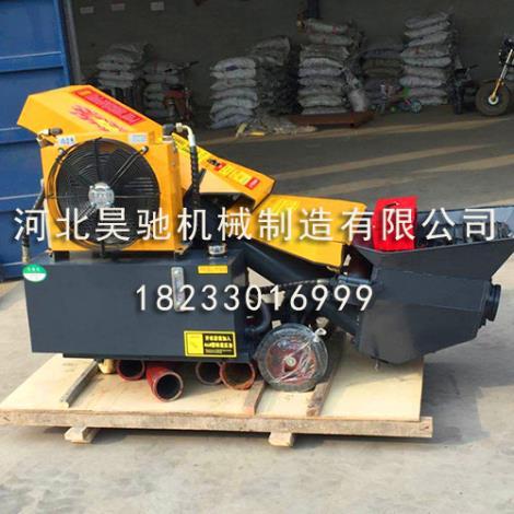 柴油动力泵厂家