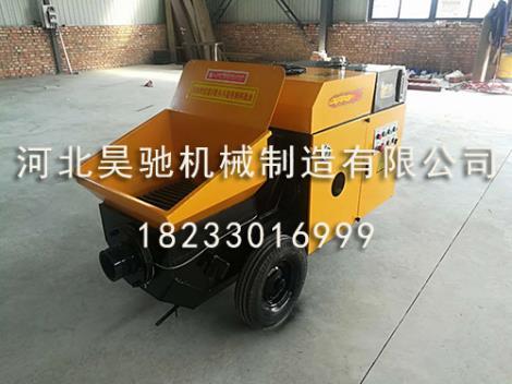 柴油动力泵定制