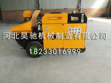 柴油动力泵生产商