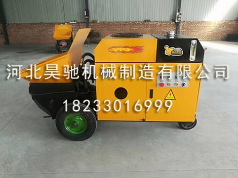 卧式细石泵生产商