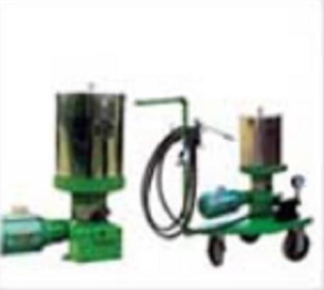 DB.DBZ型单线干油泵及装置