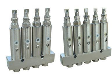 DPQ-X1.3型单线分配器