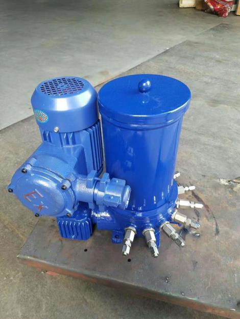 SDRB-N系列双列式电动润滑脂泵