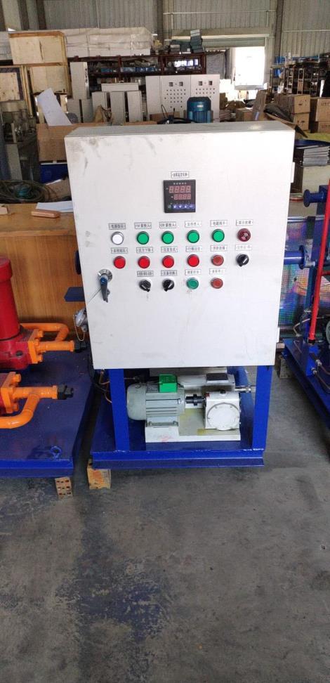 GDR型雙高壓系列高(低)壓稀油站