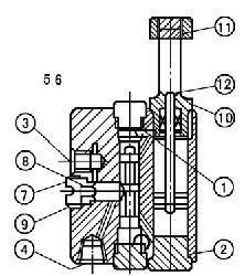 双线分配器