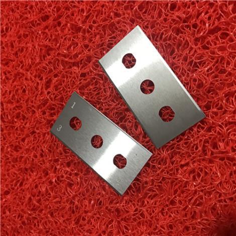 钨钢三孔刀片