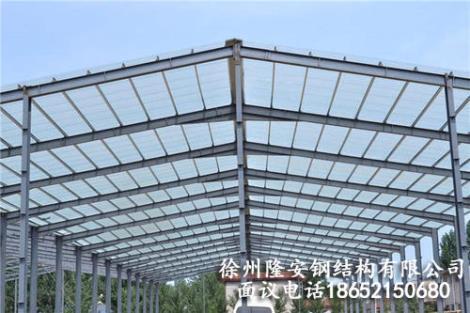 鋼結構廠房方案