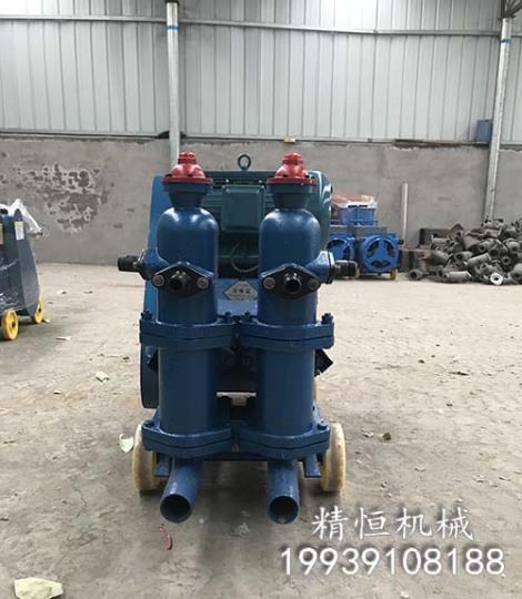 双液变量泵