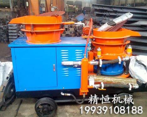 混凝土喷浆机生产厂