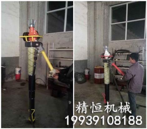 自进式锚杆钻机