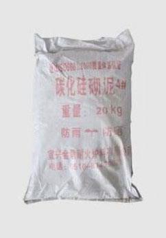 碳化硅砌泥料